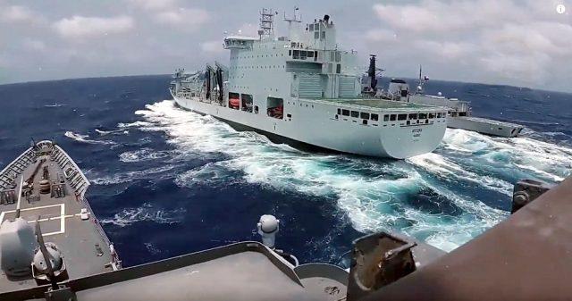 KATASTROFA: Novi američki ratni brod potonuo u Atlantiku – VIDEO