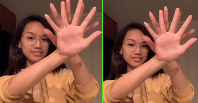 Devojka izvela savršen trik koji je zbunio internet – VIDEO