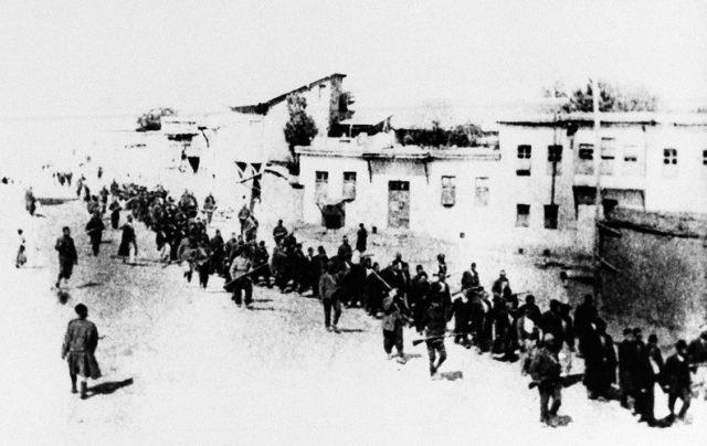 Turski projekat potpunog uništavanja jermenskog naroda