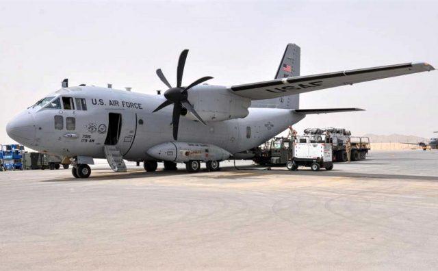 Američki vojni avion srušio se i u Iraku – Nema preživelih