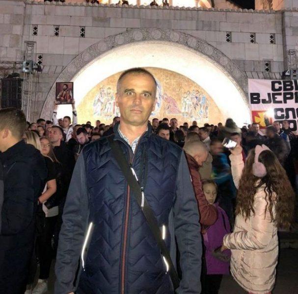 UDARNA VEST – MILO PADA – Oficir koji je odbio naređenje: Policija je uz narod, neće primeniti silu