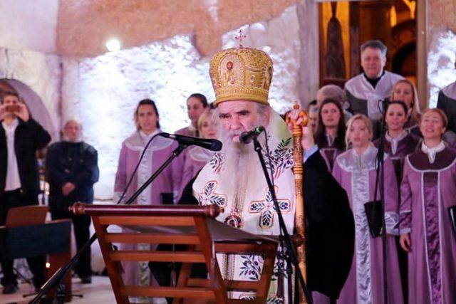 Sinod Srpske pravoslavne crkve oduzima Orden Svetog Save crnogorskom ministru odbrane Predragu Boškoviću