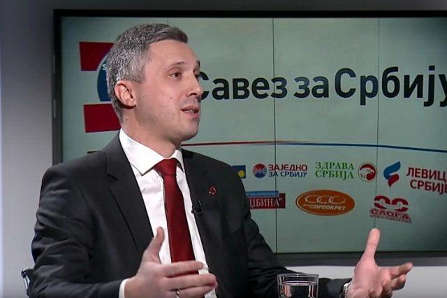 Obradović: Vučić je već pao, samo mi još nismo ustali