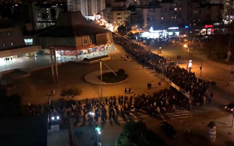 Narod Crne Gore traži da se opozicija ujedini