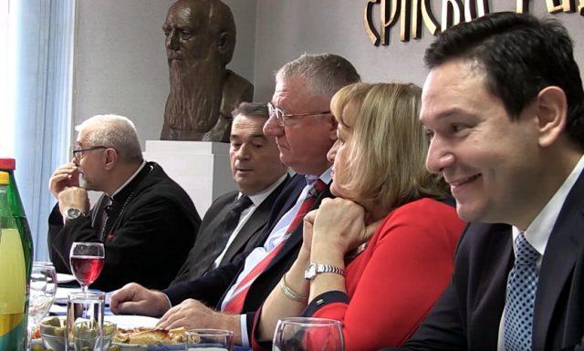 Kod Šešelja na slavi predstavnici Rusije, Azerbejdžana, Kube i Kine