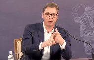 Vučić podnosi protivtužbu protiv Đilasa