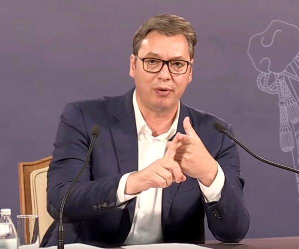 """IZBORNA EUFORIJA: """"Srbija će po stopi rasta biti broj jedan u Evropi"""""""