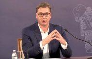 Merkelova kaže da neće biti proširenja EU a Vučić kaže da hoće …