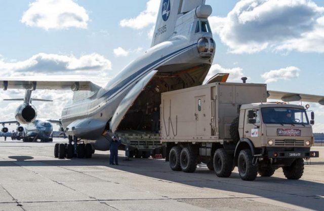 UDARNA VEST: Iz Rusije u Srbiju stiže 11 aviona pomoći za borbu protiv koronavirusa