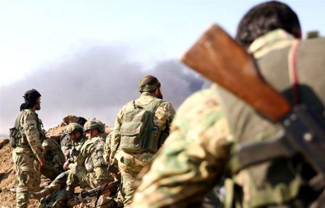Pobunjenička grupa predala se sirijskoj vojsci