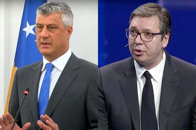 Vučić se dogovorio sa Tačijem oko teritorija ali Merkel stavila veto – NASTUPA GRENEL