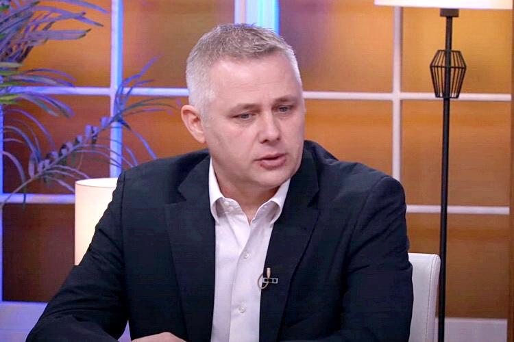 Igor Jurić u tužilaštvu, daje iskaz o srpskom političaru pedofilu