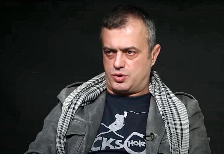 Čedomir Antić: Nešto o Sergeju Trifunoviću – Provokatoru i agresoru – VIDEO