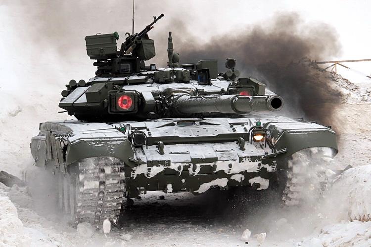 Vojna tehnika nevidljiva: Rusi razvili novi sistem za kamuflažu