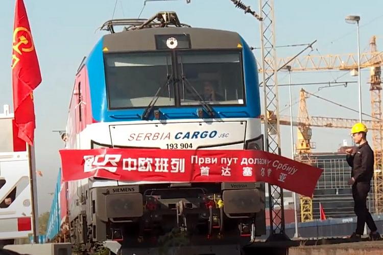 Voz iz Vuhana sa medicinskom opremom stigao u Srbiju