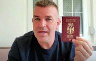 """Amerikanac koji obožava Srbiju dobio naše državljanstvo: """"Sad sam ponosni Srbin"""" – VIDEO"""