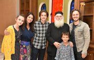 Holivudski glumac posle 3 godine proučavanja svih vera prešao u pravoslavlje u Hilandaru – VIDEO