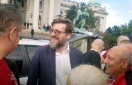 Srđan Nogo pušten iz pritvora – Evo šta je izjavio – VIDEO