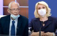 Tek nakon 5 meseci saznamo da Darija Kisić Tepavčević uopšte nije član Kriznog štaba a nije silazila sa TV