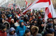 Hoće narod pljačku zemlje i bedu – To im se sviđa: Desetine hiljada pred Lukašenkovom rezidencijom
