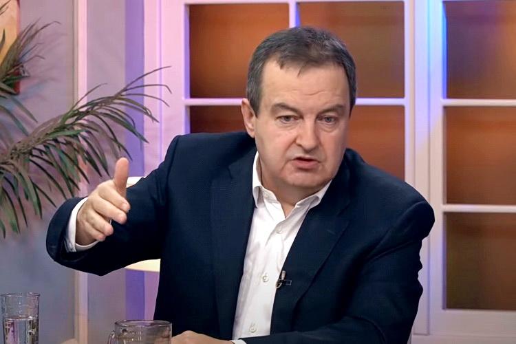 Dačić: Zahtev za povlačenje Kfora sa Kosova je više pretnja, nego što je realno da se dogodi