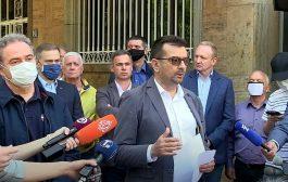 """Umesto SZS danas formirana Udružena opozicija Srbije – BEZ """"DVERI"""""""