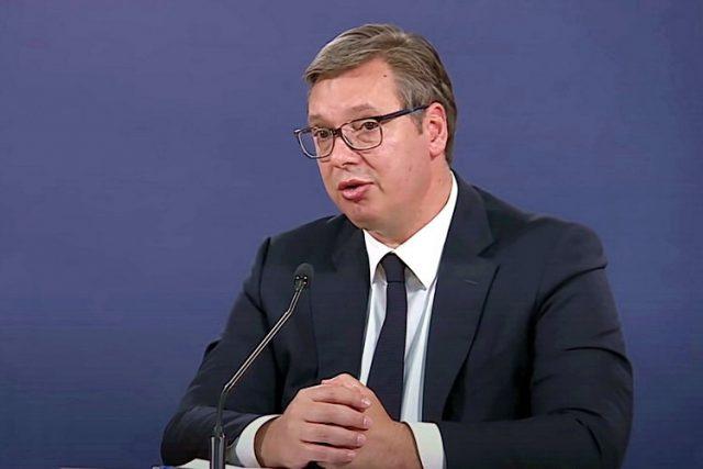 Vučić najavio izbore