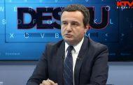 Aljbin Kurti: Tačijev savetnik potvrdio planove o razmeni – Leposavić Srbiji, Preševo Kosovu