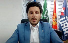 Lider nove vlasti Dritan Abazović brani SPC od Milove agresivne voditeljke