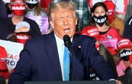 Tramp sa 74 godine preboleo koronu za samo 3 dana pa kaže: Posle izbora korone više neće biti … VIDEO
