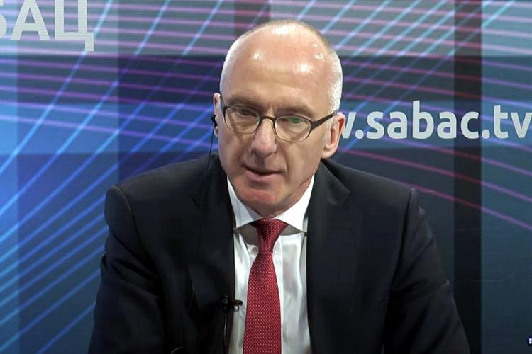 Surova Šešeljeva poruka nemačkom ambasadoru u Srbiji