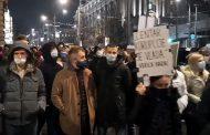 Sutra veliki protesti – Dolaze sindikati, pokreti i stranke