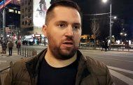 Miran Pogačar: Cela Srbija čeka da narod izađe na ulice i to se desilo – VIDEO