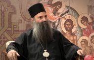 Porfirije novi srpski patrijarh