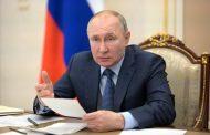 PUTIN POTPISAO: Počinju kontramere protiv država koje su protiv Rusije preduzele neprijateljske postupke