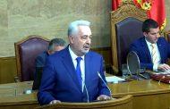 Otvoreni akt neprijateljstva prema Republici Srpskoj i Srbima je crnogorska rezolucija o Srebrenici