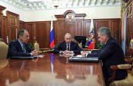 """Putin predložio Lavrova i Šojgua za nosioce liste """"Jedinstvene Rusije"""""""