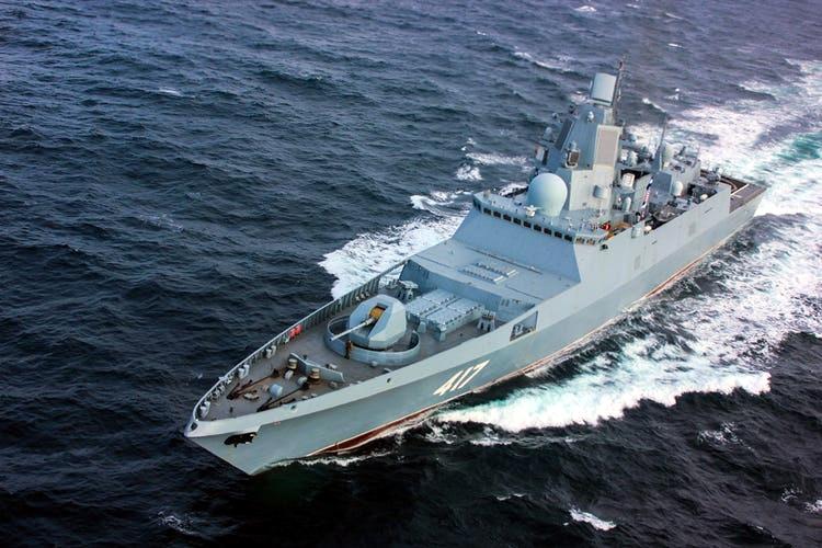 Rusi napravili nevidljivi ratni brod