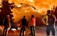 Evropa u plamenu