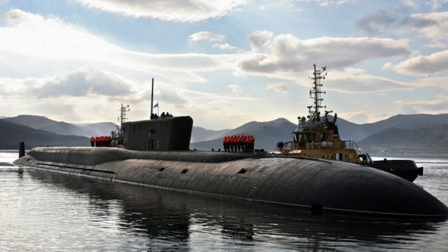 """Britanska javnost zbunjena i uplašena ruskim testiranjem podmornice """"Belgorod"""""""