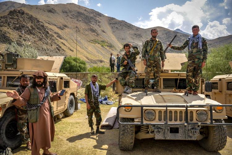 UDARNO: Talibani izgubili 2.000 boraca u dve nedelje očajničkih napada na pobunjenički Panjšir