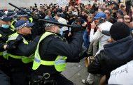 Nemiri u Londonu: Sukob policije i protivnika vakcinacije – VIDEO