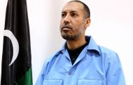 Gadafijev sin pušten iz zatvora