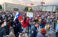 """U Sloveniji neredi na ulicama: Hiljade ljudi u protestima protiv korona mera i uzvici """"lopovi, lopovi"""""""