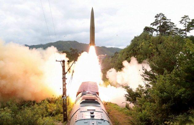 Ozbiljan problem Amerike: Severna Koreja lansirala prvu balističku raketu sa specijalnog voza