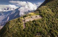 Zlatna kolevka – Tajne grada Inka skrivenog u planinama