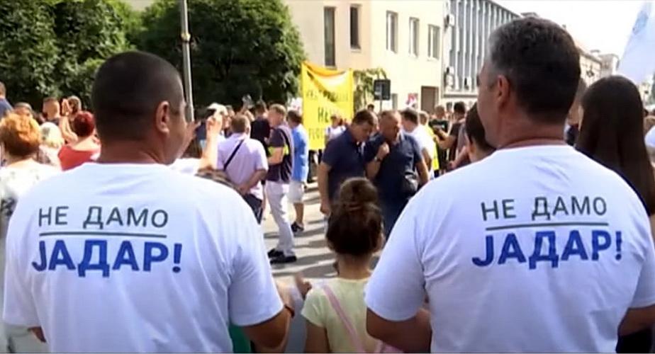 """GRUPA STRANAKA I ORGANIZACIJA: """"Rudnik litijuma smrtna presuda Srbiji! Pobedili smo na Ceru, oteraćemo i Rio Tinto"""""""